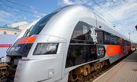 """""""LTG Link"""" su """"Škodos"""" bendrove pasirašė sutartį dėl traukinių dalių tiekimo"""