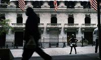 JAV ekonomika trečiąjįketvirtį šiemet augo rekordiniu tempu