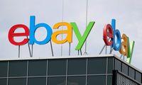 """""""eBay"""" trečiasis ketvirtis pranoko lūkesčius"""