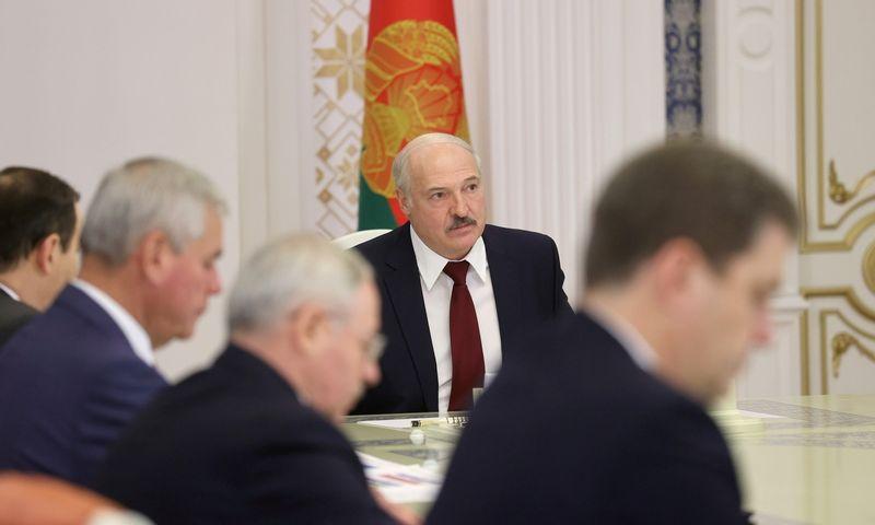 "Nikolajaus Petrovo (""Reuters"" / ""Scanpix"") nuotr."