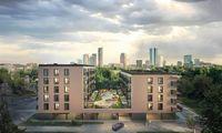 """""""Lithome"""" ėmėsi antro daugiabučių projekto Vilniaus Šnipiškėse"""