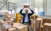 """Eika Real Estate Fund"" investuoja 6,3 mln. Eur į DHL terminalą Vilniaus oro uoste"