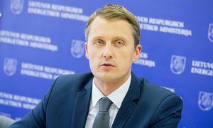 Ž. Vaičiūnas: Maskvos nota dėl prekybos elektra rodo, kad mūsų veiksmai teisingi