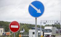 Lietuva Baltarusijai įteikė protesto notą dėl dalinio sienos uždarymo
