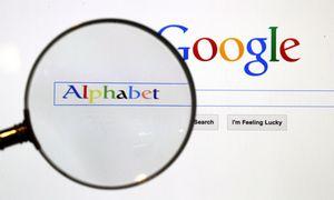 """Trečiąjį ketvirtį iš """"Alphabet"""" įmonių ryškiausiai sužibo """"YouTube"""""""