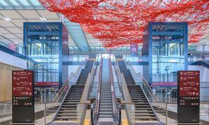 """""""AirBaltic"""" skraidins į naują Berlyno oro uostą"""