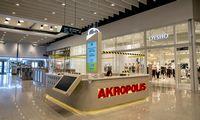 Prekybos centrai trumpina parduotuvių darbo laiką