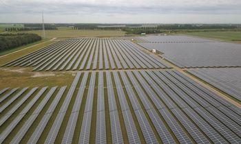 """Kredito unija """"Magnus"""", bankams atsukus nugarą, suteikė reikšmingą paskolą saulės elektrinių vystytojai"""