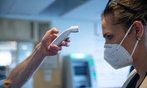 Bankai pajuto COVID-19 simptomus, ligoninė kol kas negresia