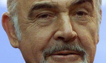 Mirė legendinis britų aktorius Seanas Connery