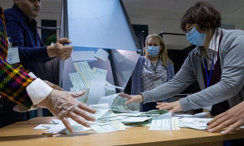 2020 m. Seimo rinkimai. Vladimiro Ivanovo (VŽ) nuotr.