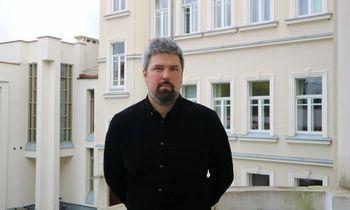 Vilniaus mažojo teatro vadovo konkursą laimėjo S. Keblas