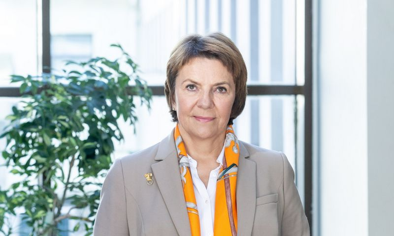 Evalda Šiškauskienė, Lietuvos viešbučių ir restoranų asociacijos prezidentė. Juditos Grigelytės (VŽ) nuotr.