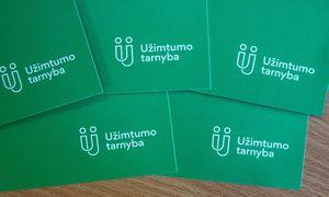 Nedarbas Lietuvoje sudaro 14,9%