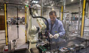 Lietuvos pramonininkai apie robotizaciją: esame lūžio taške