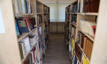 Karantino metu – tik į biblioteką