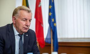 R. Sinkevičius: deramasi su 80 Baltarusijos įmonių dėl persikėlimo į Lietuvą