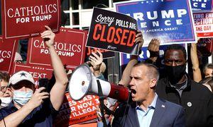Rinkimai JAV: kai tokia aplinka, nereikia ir užsienio programišių įsikišimo