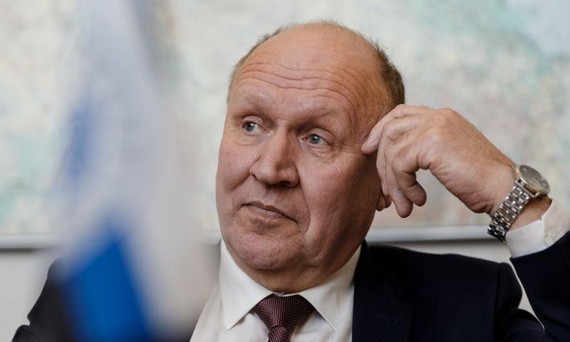"Estijos vidaus reikalų ministras Martas Helme.  Andras Kralla, ""Scanpix"" nuotr."