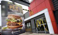 """""""McDonald's"""" valgiaraštyje atsiras """"McPlant"""" – mėsainis be mėsos"""