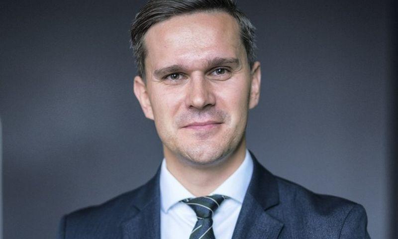 """""""Lietuvos draudimo"""" Verslo klientų departamento direktorius Simonas Lisauskas."""