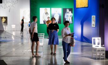 Muziejų kreipimasis: parodų erdvėse saugiau, nei prekybos centruose