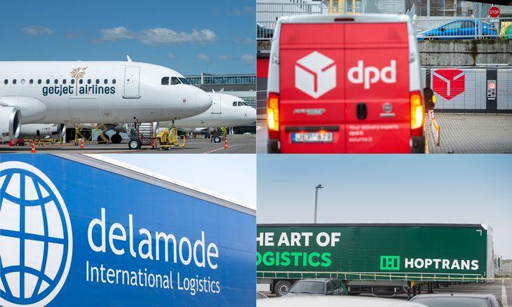 Transporto ir logistikos lyderiai: vieniems tenka valdyti krizę, kitiems – augimą