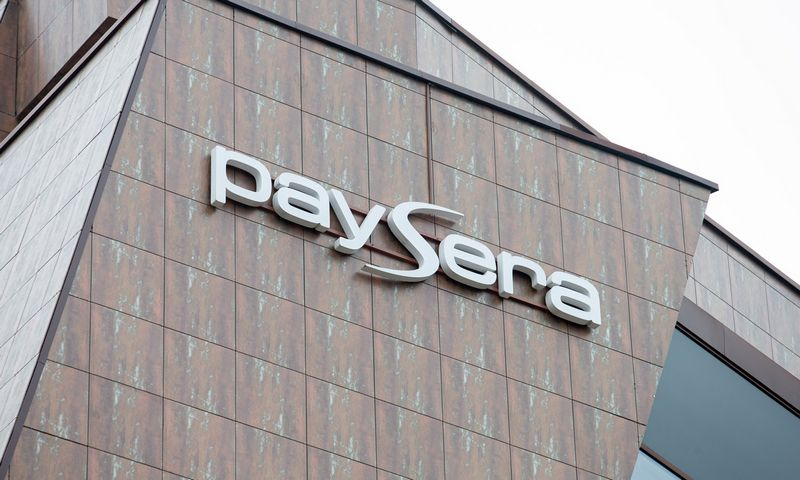 """Paysera"" biuras Vilniuje. Juditos Grigelytės (VŽ) nuotr."