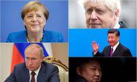 Joe Bidenas Baltuosiuose rūmuose: kuriems pasaulio lyderiams tai bus neparanku?