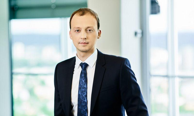 """Nerijus Maknevičius, """"Vilniaus prekybos"""" direktorius ir valdybos pirmininkas. Įmonės nuotr."""