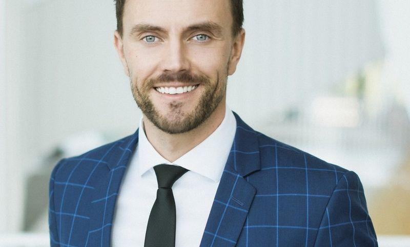 """Ugnius Latvys, NT plėtros UAB """"Baltic Asset Management"""" direktorius. Bendrovės nuotrauka."""