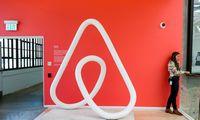 """""""Airbnb"""" susiruošė į biržą, pasipuošė pelnu"""