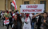 Kanada ir JKŽiniasklaidos laisvės apdovanojimą skyrė baltarusiams
