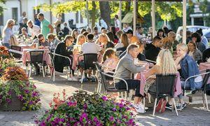 Vilniuje kitąmet keisis rinkliava už lauko kavines