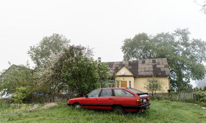 Subsidijų programos paskatino sunaikinti per 11.000 taršių automobilių. Vladimiro Ivanovo (VŽ) nuotr.
