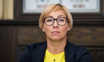 Pretendentė į švietimo ministrus siektų mažinti kokybės skirtumus