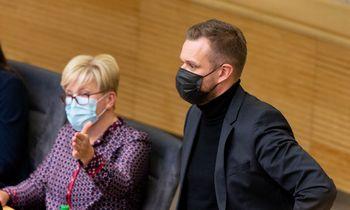 G. Landsbergis: užsienio politikoje radikalių pokyčių Lietuvai nereikia
