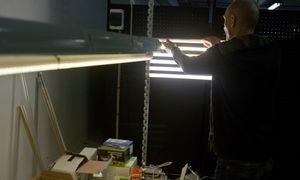 Salininkuose šviestuvų gamintoja suplanavo plėtrą