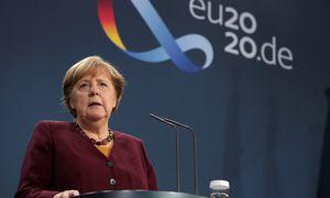 ES lyderiai tęs diskusijas dėl biudžeto – veto liko neįveiktas