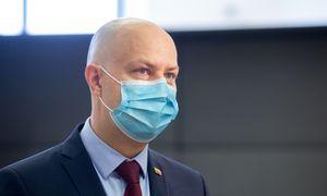 A. Veryga ragina bent porai savaičių stabdyti Seimo darbą