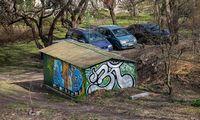 Vilnius pateikė keturis ieškinius dėl nelegalių metalinių garažų