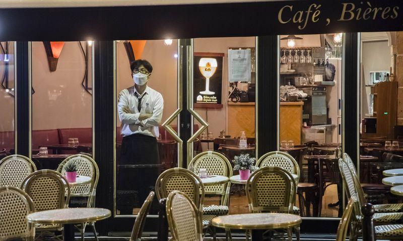 """Paryžius, vienas iš trijų brangiausių pasaulio miestų pagal """"The Economist"""". Vincento Isore (""""ZUMA Press"""" / """"Scanpix"""") nuotr."""