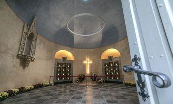 Minint 1863–1864 m. sukilimo dalyvių perlaidojimo metines atverta Sukilėlių koplyčia