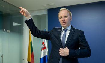 Valstybės kontrolierius siūlo valdžiai nustatyti skolos ir rezervų dydį