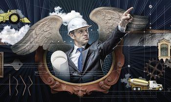 """Išleista """"NT ir statybos sektoriaus apžvalga 2020"""""""