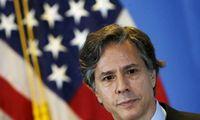 J. Bidenas diplomatijos vadovu ketina paskirti A. Blinkeną