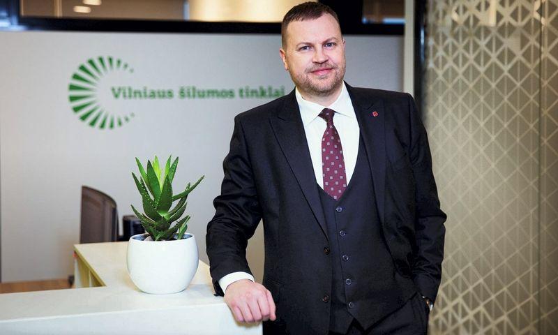 Gerimantas Bakanas VŠT generalinis direktorius.