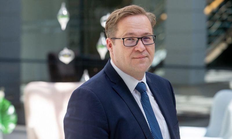 VŠĮ Lietuvos verslo paramos agentūros (LVPA) direktorius Aurimas Želvys.