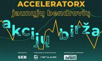 Startuoja pirmoji Lietuvos moksleivių verslų akcijų birža [Atidarymo transliacija]