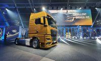 """MAN TGX pelnė """"Tarptautinio metų sunkvežimio 2021"""" apdovanojimą"""